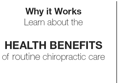 Health Benefits of Consistent Chiropractic Care | Club Chiropractic